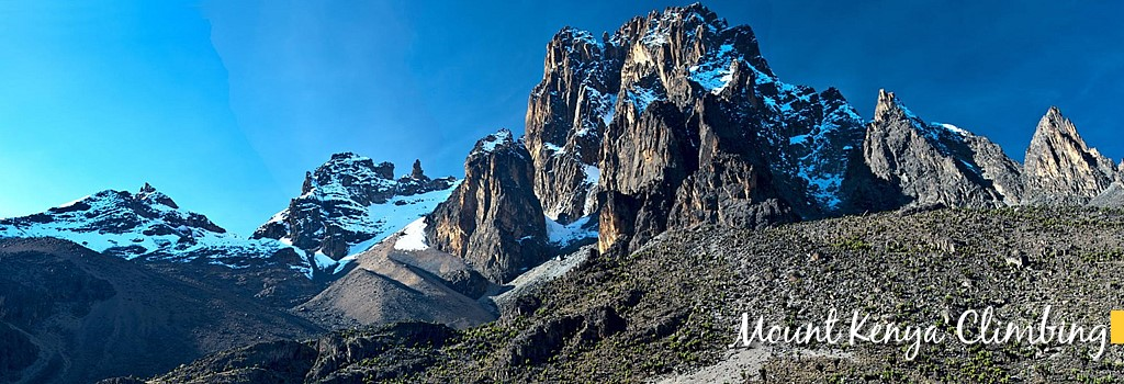3Nights Mount Kenya Climb