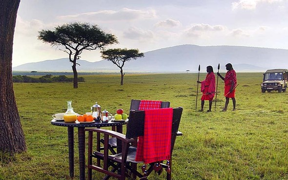 8Days Kenya & Tanzania Flying Safari